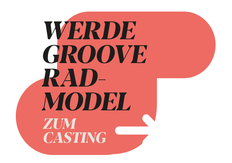 Model Casting Groove Anmeldebutton