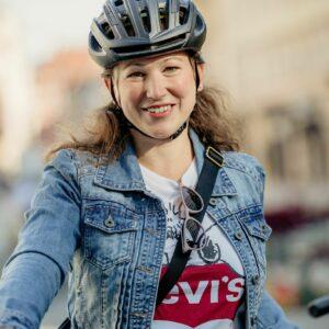 Radbotschafterin Birgit