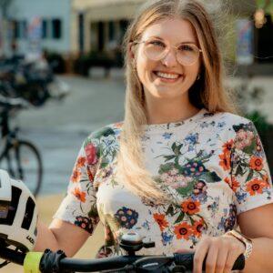 Radbotschafterin Katrin