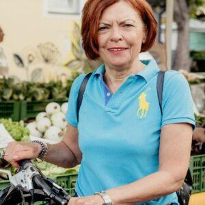 Radbotschafterin Erna